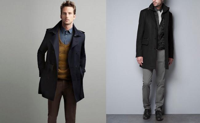 Prendas de vestir exteriores de todos los tiempos: Abrigos tres ...
