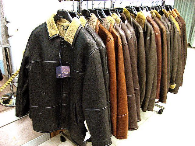 código promocional 05ad2 0ab14 abrigo de piel vuelta hombre